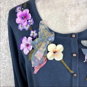 Anthropologie Sweaters - NWT Anthro Aratta Silent Journey Cardigan | M